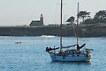 Santa Cruz Lighthouse Point