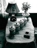 Zugabteil 1. Klasse, China 1976