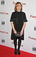 Lindsey Coulson at the &quot;Funny Cow&quot; 61st BFI LFF Laugh screening, Vue West End, Leicester Square, London, England, UK, on Monday 09 October 2017.<br /> CAP/CAN<br /> &copy;CAN/Capital Pictures