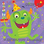 Sarah, CHILDREN BOOKS, BIRTHDAY, GEBURTSTAG, CUMPLEAÑOS, paintings+++++BDmonster-13-B,USSB80,#BI# ,monsters ,everyday ,everyday