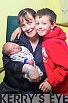 William Scanlon with Mother Bernie Scanlon Marian Park Tralee