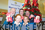 MEMORY MAKERS: Students from Mercy Mounthawk Secondary school helped with the Rotary Club Christmas Memory Tree in Manor this week.    Copyright Kerry's Eye 2008