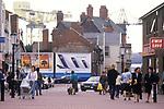 Barrow in Furness Cumbria UK  1980s
