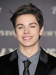 Jake T. Austin at The Warner Bros. Pictures World Premiere of New Year's Eve  held at The Grauman's Chinese Theatre in Hollywood, California on December 05,2011                                                                               © 2011 Hollywood Press Agency