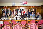21st birthday celebration for Brid Moynihan from Knocknagoshal, pictured here with family and friends last Saturday night in Leen's Hotel, Abbeyfeale.