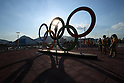 General view, <br /> AUGUST 1, 2016 : <br /> the Rio 2016 Olympic Games in Rio de Janeiro, Brazil. <br /> (Photo by Yohei Osada/AFLO SPORT)