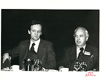 Jean Chretien, 1978<br /> <br /> PHOTO :  Agence Quebec presse