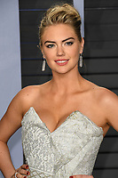 04 March 2018 - Los Angeles, California - Kate Upton. 2018 Vanity Fair Oscar Party hosted following the 90th Academy Awards held at the Wallis Annenberg Center for the Performing Arts. <br /> CAP/ADM/BT<br /> &copy;BT/ADM/Capital Pictures