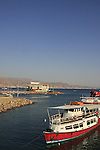 Israel, Boats in Eilat