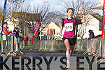 Anna-Meria Costelloe at the Valentines 10 mile road race in Tralee on Saturday.