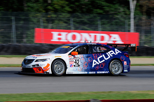 30 July - 2 August, 2015, Lexington, Ohio, USA<br /> #42 Peter Cunningham, Acura TLX-GT<br /> © 2015, Jay Bonvouloir, ESCP