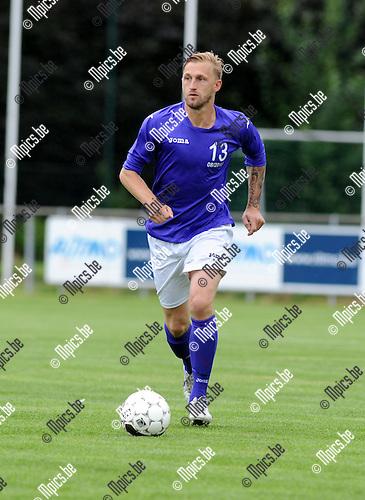 2013-08-17 / Voetbal / seizoen 2013-2014 / Beerschot-Wilrijk - Schoten / Sven Van Der Heyden<br /><br />Foto: Mpics.be