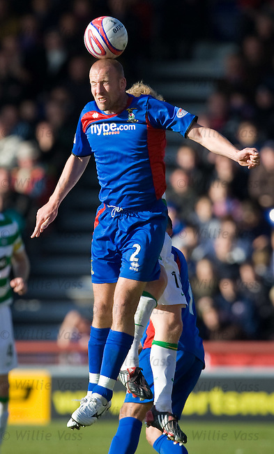 Ross Tokely, Inverness Caledonian Thistle
