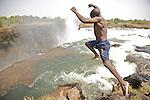 Chutes du Zambèze ou chutes Victoria