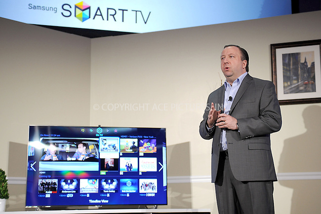 WWW.ACEPIXS.COM . . . . . .March 20, 2013...New York City....Samsung Electronics America Executive Vice President Joe Stinziano attends Samsung's 2013 Television Line Launch Event at Museum Of American Finance on March 20, 2013 in New York City ....Please byline: KRISTIN CALLAHAN - ACEPIXS.COM.. . . . . . ..Ace Pictures, Inc: ..tel: (212) 243 8787 or (646) 769 0430..e-mail: info@acepixs.com..web: http://www.acepixs.com .