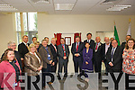 Dr. James O'Reilly, Minister for Health, opening the Accident and Emergency Department at Kerry General Hospital on Friday.