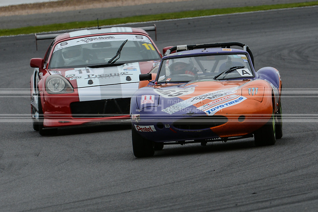 Warren Allen - Team ALN Ginetta G27R