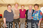 Hooley in the Hills: Attending the Hooley in The Hills in Lyrecrompane on Sunday last were Helen Keane, Mary Somers, Mary Lynch, Kathleen O'Connor & Grace O'Sullivan.