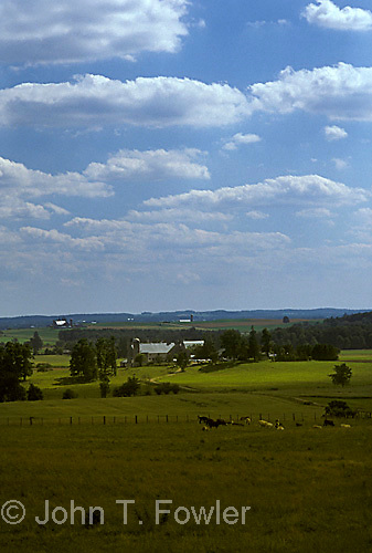 Rural landscape, Middlesex County, Ontario