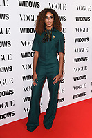 "Emilia Boateng<br /> arriving for the ""Widows"" special screening in association with Vogue at the Tate Modern, London<br /> <br /> ©Ash Knotek  D3457  31/10/2018"