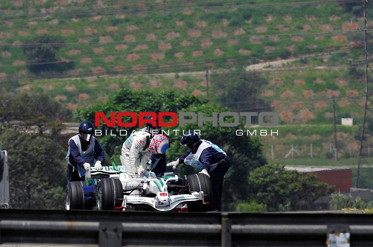 Jenson Button (GBR), Honda Racing F1 Team