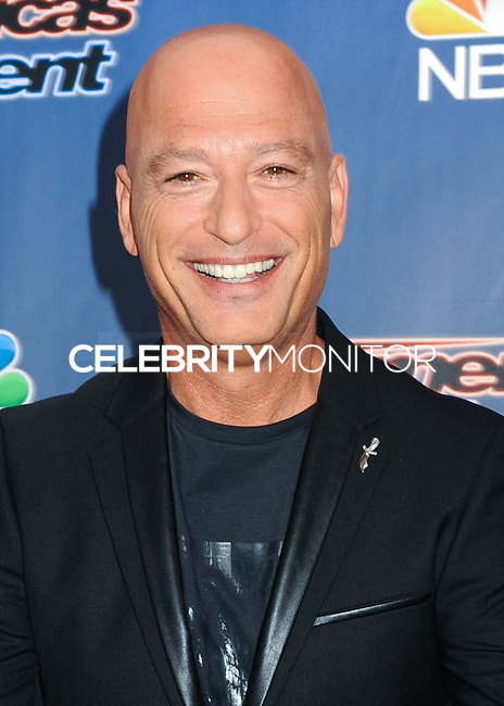 NEW YORK CITY, NY, USA - JULY 29: Howie Mandel arrives at the 'America's Got Talent' Season 9 Pre Show Red Carpet Event held at Radio City Music Hall on July 29, 2014 in New York City, New York, United States. (Photo by Celebrity Monitor)