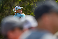 Jim Furyk (USA) watches his tee shot on 2 during day 1 of the WGC Dell Match Play, at the Austin Country Club, Austin, Texas, USA. 3/27/2019.<br /> Picture: Golffile | Ken Murray<br /> <br /> <br /> All photo usage must carry mandatory copyright credit (© Golffile | Ken Murray)