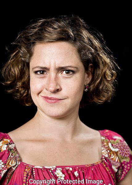 The Netherlands, Utrecht, 26 September, 2009. The Netherlands Film Festival 2009. Portrait Sarah Jonker, dutch actress and one of the New Generation Actresses. Photo: Bram Belloni /// Nederland, Utrecht, 26 september 2009. Het Nederlands Film Festival 2009. Portret Sarah Jonker, actrice en een van de 20 Nieuwe Generatie Actrices. Foto: Bram Belloni /// © 2009 Bram Belloni, all rights reserved /// Copyright information: http://www.belloni.nl /// bram@belloni.nl /// +31626698929 /// Reference code: 090926291 Sarah Jonker.jpg, The Netherlands/NLD, Utrecht, 26SEP09