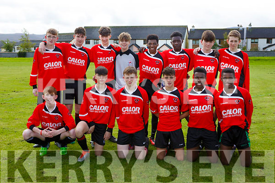 Schoolboy Soccer: Park A at the  U16 Premier: Park A v Killarney Athletic in Christy Leahy Park on Saturday