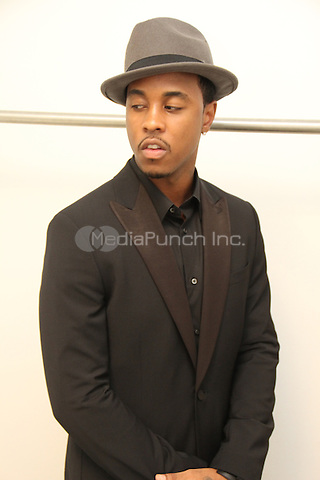 NEW YORK, NY - NOVEMBER 18, 2013<br /> <br /> Jeremih backstage at the Global Spin Awards at The New York Times Center, October 18, 2013 in New York City. (Exclusive)<br /> <br /> <br /> Walik Goshorn/ MediaPunch Inc..