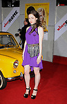 "HOLLYWOOD, CA. - January 27: Brittany Curran attends the ""When In Rome"" Los Angeles premiere at the El Capitan Theatre on January 27, 2010 in Hollywood, California."