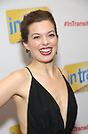 Margo Seibert attends the Broadway Opening Night Performance Press Reception for  'In Transit' at Circle in the Square Theatre on December 11, 2016 in New York City.