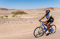 70+ year old Alpha biking through the Eastern Desert