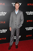 "07 February 2019 - Los Angeles, California - ERIC NENNINGER. Netflix's ""One Day at a Time"" Season 3 Premiere and Global Launch held at Regal Cinemas L.A. LIVE 14. Photo Credit: Billy Bennight/AdMedia"