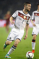Germany's Mustafi during international friendly match.November 18,2014. (ALTERPHOTOS/Acero) /NortePhoto<br />