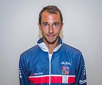 The Hague, The Netherlands, September 13, 2017,  Sportcampus , Davis Cup Netherlands - Chech Republic, Draw, Lucas Rosol (CZE)<br /> Photo: Tennisimages/Henk Koster