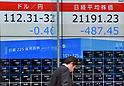 Tokyo Stock Exchange on December 10, 2018