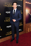 HOLLYWOOD, CA - JULY 27:  Actor Matt Bomer arrives at the Premiere Of Amazon Studios' 'The Last Tycoon' at the Harmony Gold Preview House and Theater on July 27, 2017 in Hollywood, California.