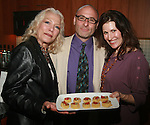 Doggie Moms'Grace Forster, Box of Rain LLC's Leonard H. Shostak and Joan Pelzer Attend the MetroGuest Website Launch Party Event Hosted by So So, Incredibly Beautiful Featuring Artwork by Carlos Charlie Perez and Julio Cesar Gonzalez at The Sky House, NY 5/4/2011