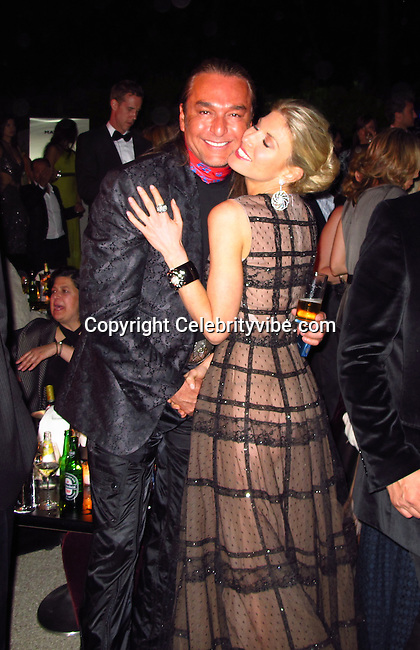 Hofit Golan..De Grisogno Party..2011 Cannes Film Festival..Eden Roc Restaurant at Hotel Du Cap..Cap D'Antibes, France..Tuesday, May 17, 2011..Photo By CelebrityVibe.com..To license this image please call (212) 410 5354; or.Email: CelebrityVibe@gmail.com ;.website: www.CelebrityVibe.com