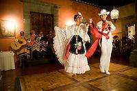 Cultural Show, Hacienda de los Morales. Aromas y Sabores with Chef Patricia Quintana, Mexico City, Mexico