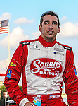 Justin Wilson (18) driver of the Sonny's BBQ car, in action during the IZOD Indycar Firestone 550 race at Texas Motor Speedway in Fort Worth,Texas. Justin Wilson (18) driver of the Sonny's BBQ car wins the Firestone 550 race...