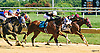 Franklin winning at Delaware Park on 8/18/16
