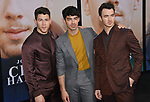 a_Nick Jonas, Joe Jonas, Kevin Jonas 094 arrives at the Premiere Of Amazon Prime Video's Chasing Happiness at Regency Bruin Theatre on June 03, 2019 in Los Angeles, California.