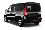 Car pictures of rear three quarter view of 2015 Ram Promaster City SLT 5 Door Mini Mpv Angular Rear