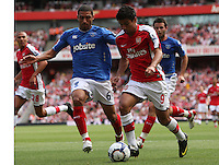 Arsenal V Portsmouth 2009