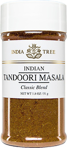 30554 Tandoori Masala, Small Jar 1.8 oz, India Tree Storefront