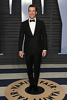 04 March 2018 - Los Angeles, California - Jon Hamm. 2018 Vanity Fair Oscar Party hosted following the 90th Academy Awards held at the Wallis Annenberg Center for the Performing Arts. <br /> CAP/ADM/BT<br /> &copy;BT/ADM/Capital Pictures