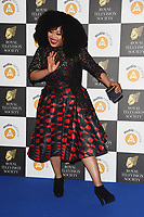 Gbemisola Ikumelo<br /> arriving for the RTS Awards 2019 at the Grosvenor House Hotel, London<br /> <br /> ©Ash Knotek  D3489  19/03/2019