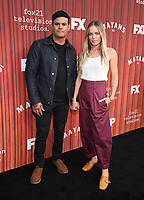 "HOLLYWOOD - MAY 29: Co-Creator/Executive Producer/Writer/Director Elgin James and Elizabeth James attend the FYC event for FX's ""Mayans M.C."" at Neuehouse Hollywood on May 29, 2019 in Hollywood, California. (Photo by Frank Micelotta/FX/PictureGroup)"